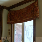 14-Pleated Bell Valance