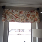 15-Pleated Bell Valance