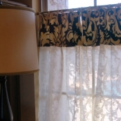 31-Tie Top Curtains