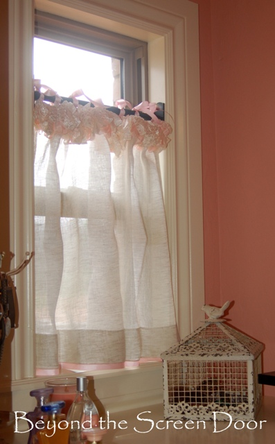 Gallery Cafe Curtains Amp Sill Length Panels Sonya
