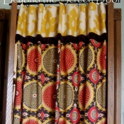 17-Mixing Patterns for Cafe Curtains