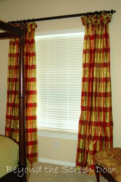 Gallery Floor Length Window Treatments Sonya Hamilton
