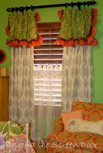 Gallery Floor Length Window Treatments Beyond The