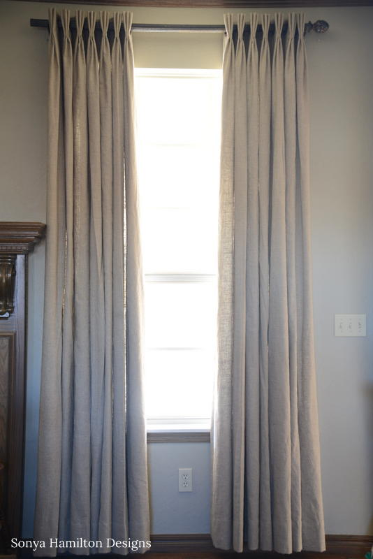 Gallery Floor Length Window Treatments Sonya Hamilton