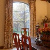 77-Dining Room Window Treatments