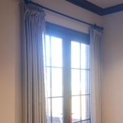 73-Floor Length Curtain Panels