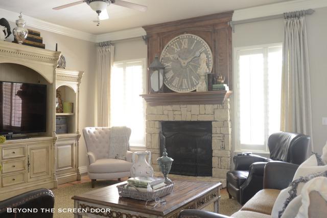 10 Gray Ivory Living Room