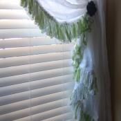 29-Custom Ribbon Fringe Curtain 1