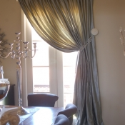 27-Silk Window Treatments with Painted Hardware.JPG