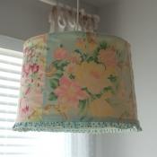 10B-Recovered lamp shade
