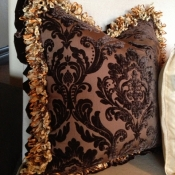 13D-brown-damask-pillow