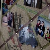 11-Coffee Sack Memory Board