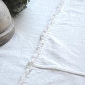 33-Drop Cloth Table Cloth Tutorial
