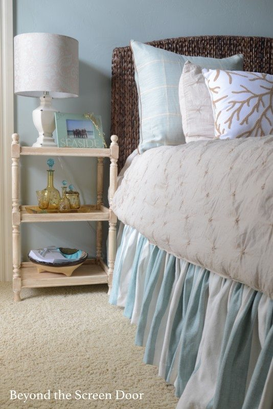 A Seaside Inspired Bedroom