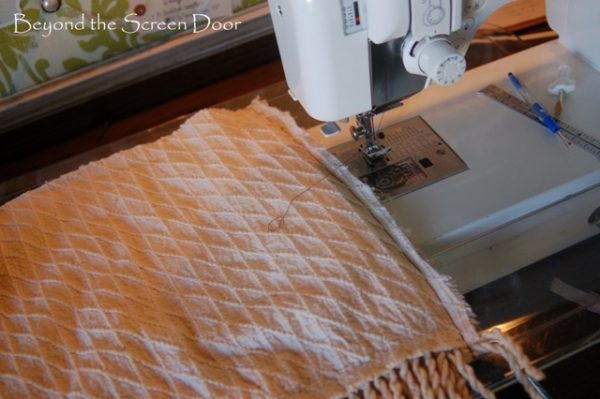 chenille fabric cinderella pumpkins