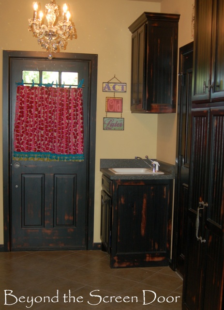 Colorful Laundry Room Curtains Revealed Beyond The