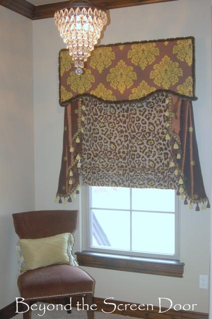 5 New Window Treatments Sonya Hamilton Designs