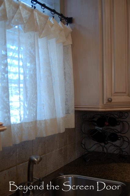 Cotton Lace Cafe Curtain (2)