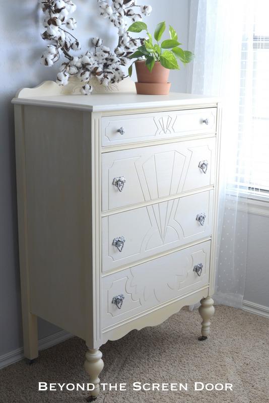 Dixie Belle Paint Dresser Makeover 22
