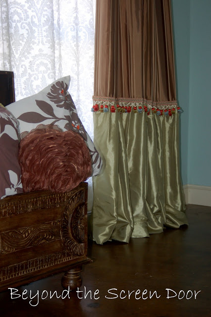 Turning Ready Made Curtains Into Custom Window Treatments