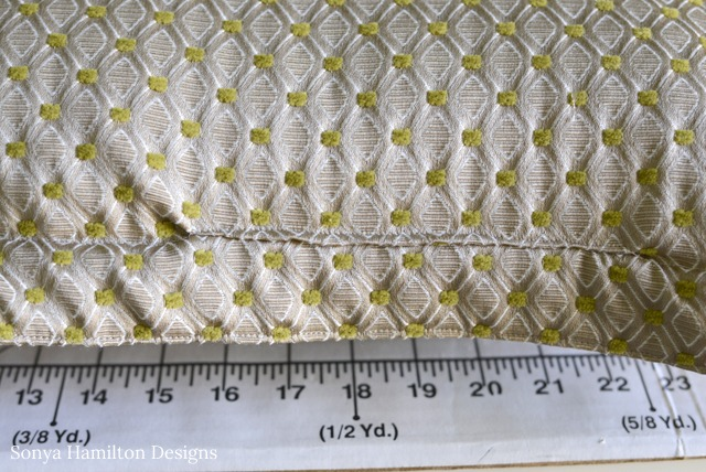 how to fix a sewing mistake