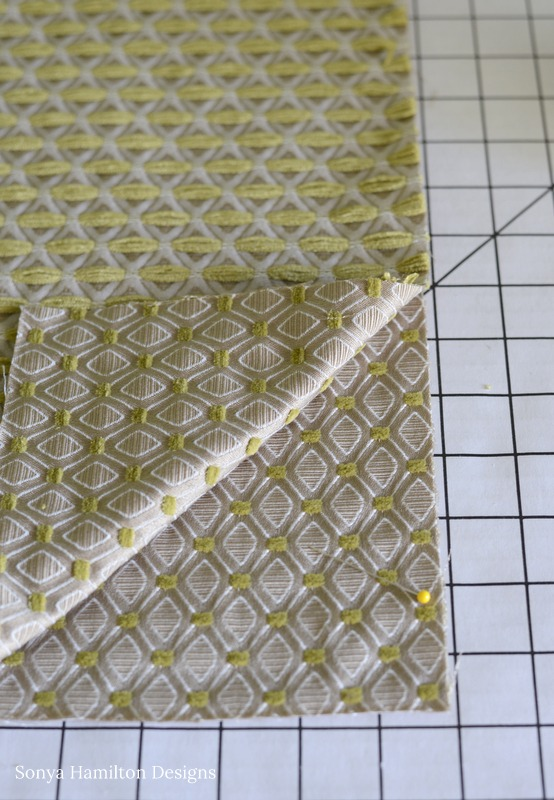 sewing easy flange pillow