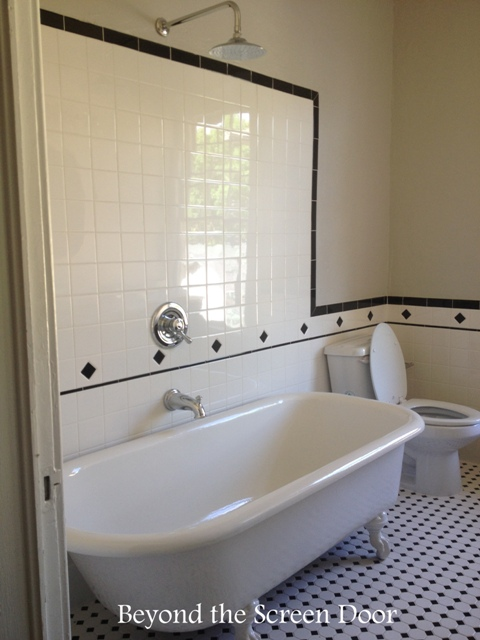 Historic Home Remodel Sonya Hamilton Designs - Historic bathroom remodel