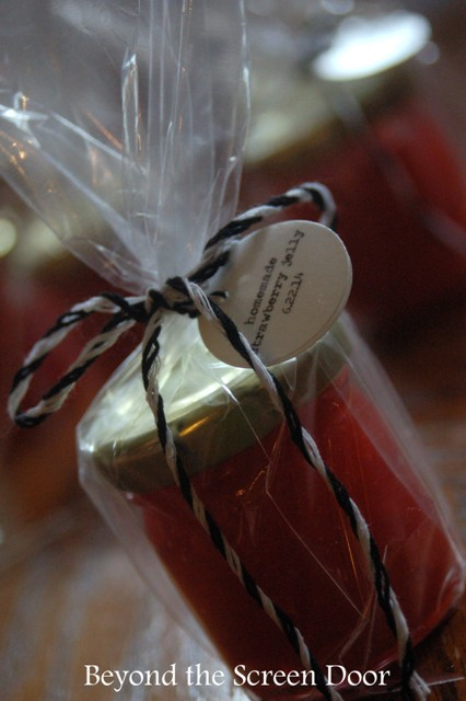 Strawberry Jelly: A Family Tradition aka Wedding Favors