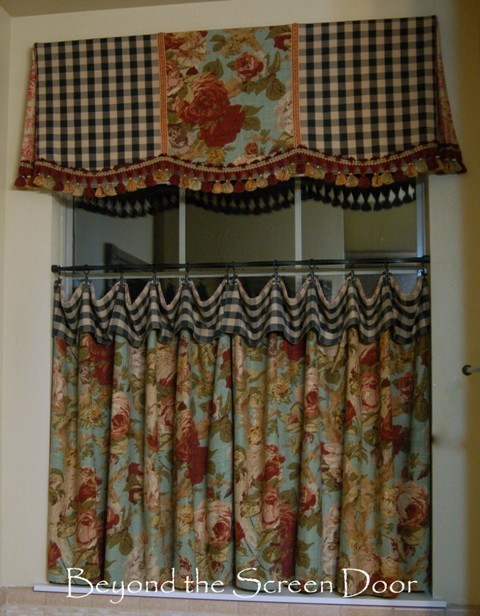 The Most Asked About Cafe Curtain Amp Valance Beyond The