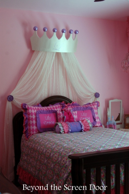 The #1 Thing Every Princess Needs In Her Bedroom   Sonya Hamilton Designs
