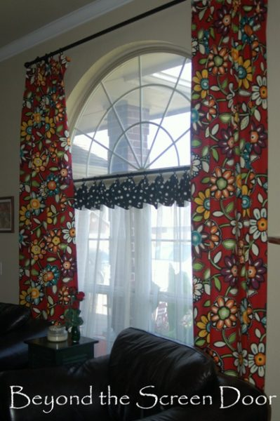 Mixing Window Treatments and OU Football