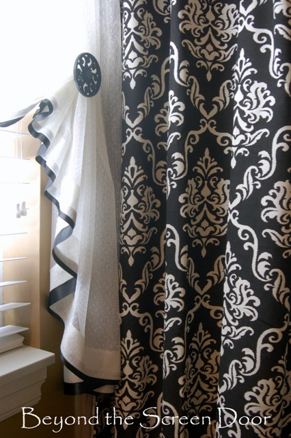 The 1 Detail to Take a Curtain from Simple to Sohpisticated
