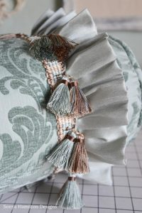 techniques for gathering ruffles