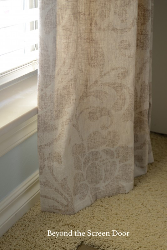 How To Choose The Best Length For Your Curtains Sonya