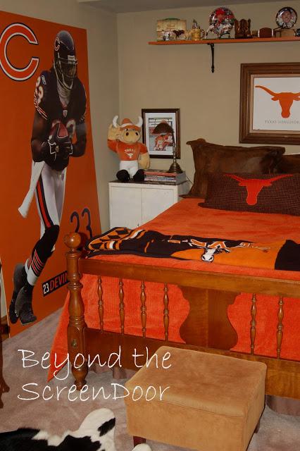 Tyler's Bedroom