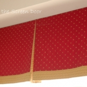 15-Box Pleat Valance