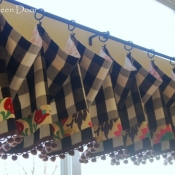 18-Buffalo Check Valance