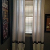 21-How to lengthen curtain panels