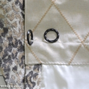 16-How to Sew on Curtain Rings
