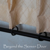 19-Double Rod French Door Curtain (2)