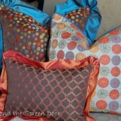 18B-turq-brown-orange-pillows