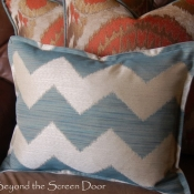 22C-beyond-the-screen-door-aqua-chevron-pillow