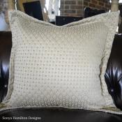 Simple Flange Pillow Plus Tutorial