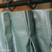 25-Pinch Pleat Valance