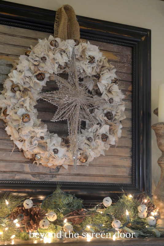 adding-jingle-bells-to-a-shaggy-fabric-wreath-7