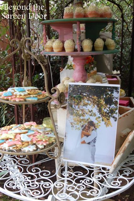 Backyard Wedding Reception (10)