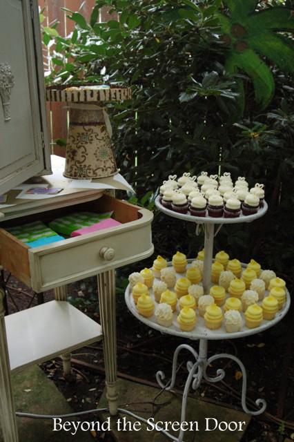 Backyard Wedding Reception (15)