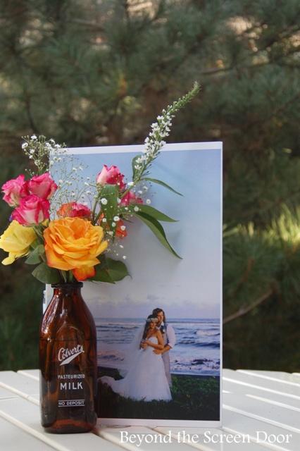 Backyard Wedding Reception (2)