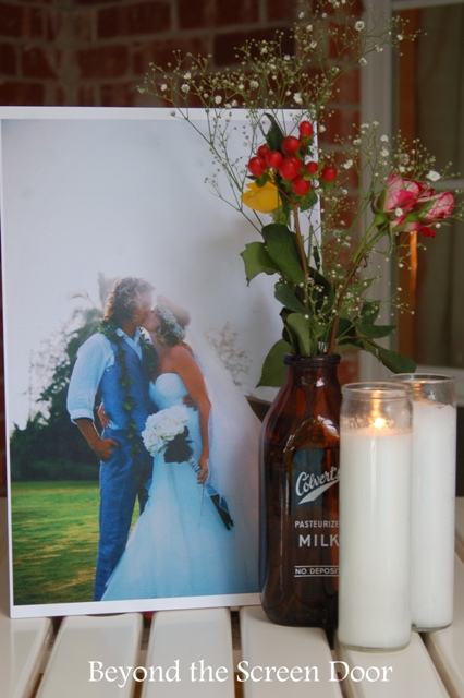Backyard Wedding Reception (4)