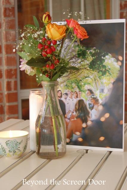 Backyard Wedding Reception (5)